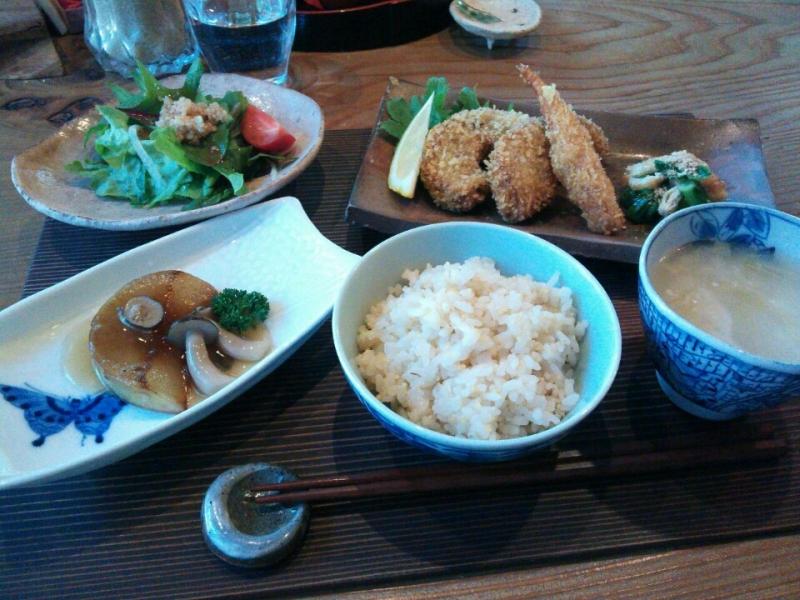 つぶつぶ料理のSumi's cafe